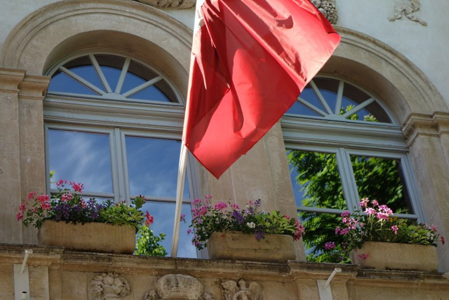 14 juillet à Saint Rémy de Provence