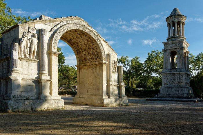 Les Antiques Saint Rémy de Provence