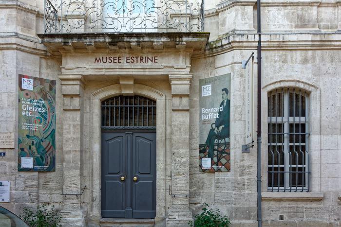 Musée Estrine St-Rémy-de-Provence