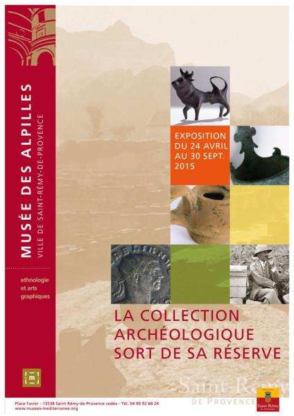 Exposition La collection archéologique sort de sa réserve