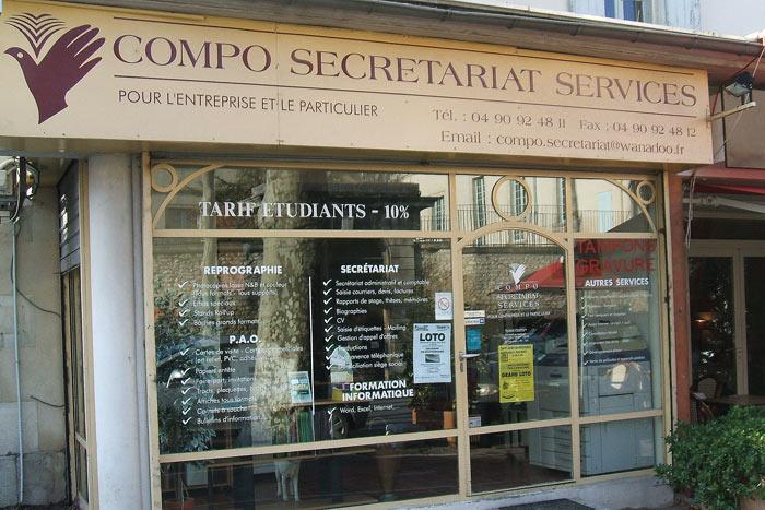 Compo Secrétariat Services