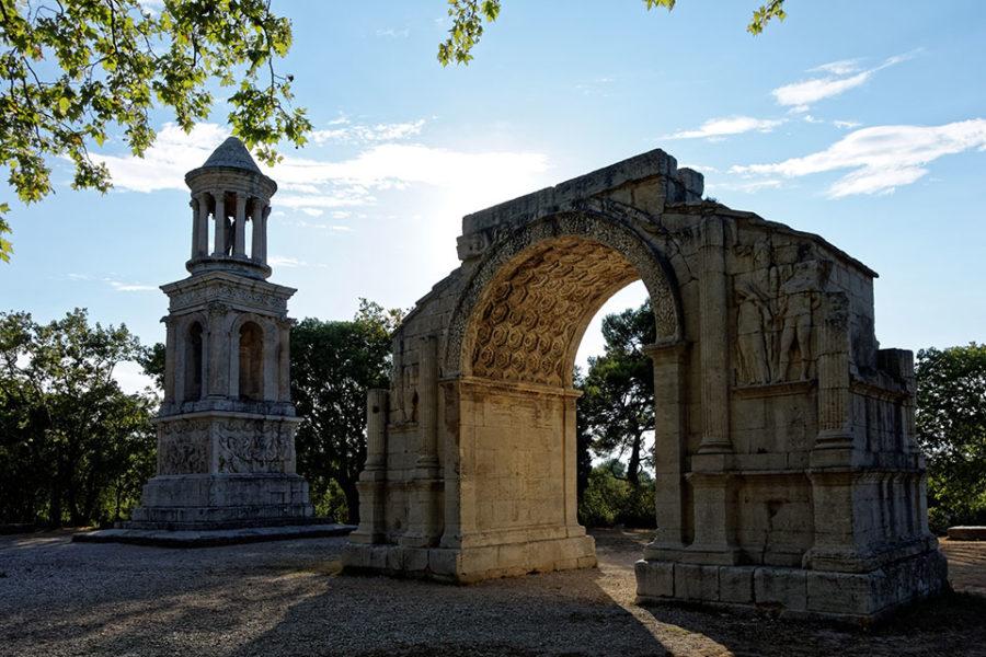 Les Antiques Saint-Rémy-de-Provence