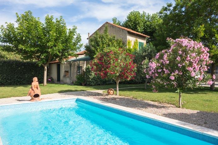 Location vacances à Graveson en Provence