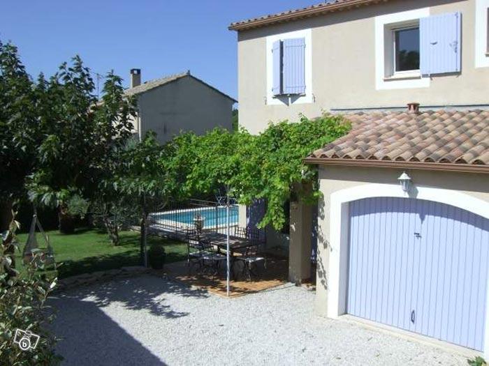 Location de vacances Saint Rémy de Provence Gite La Treille