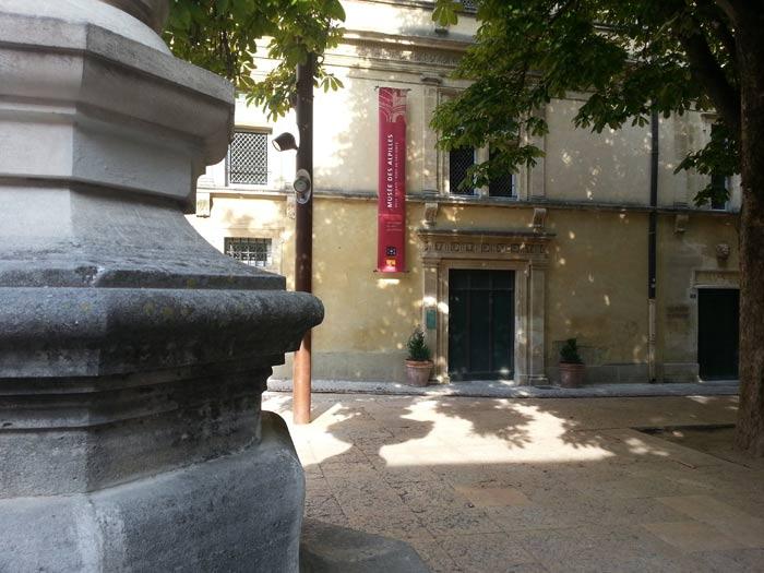 Le musée des Alpilles