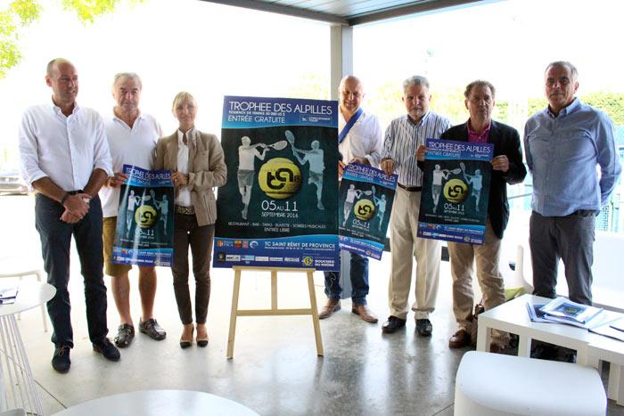 Trophée des Alpilles 2016 St Rémy