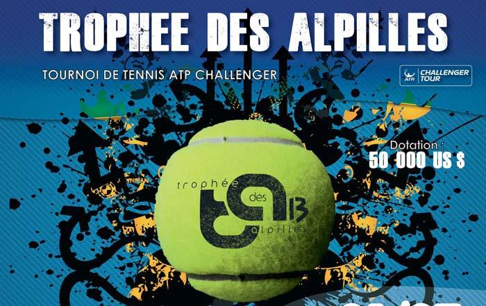 Tournoi de tennis Trophée des Alpilles